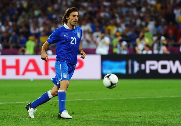 Andrea Pirlo, Italy's gem